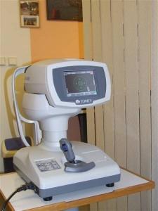 Oční optika Cihlářová- měření zraku