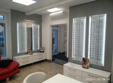 Oční optika